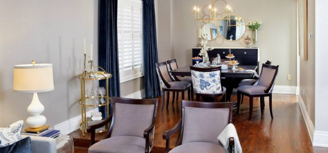 Project of the Week: Pearl Living & Dining Area