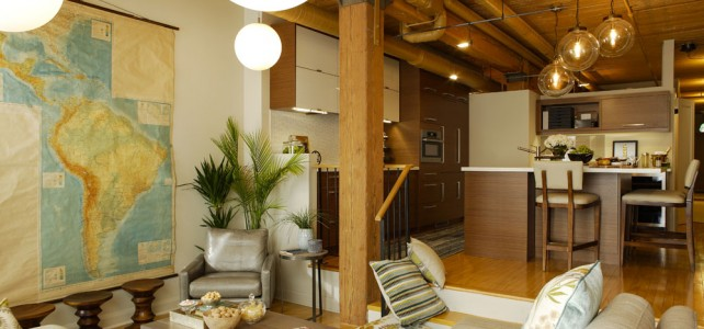 Project of the Week: Loft Reno