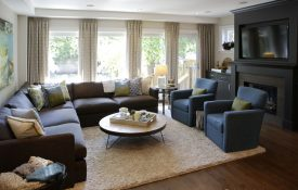Armadale (living room)