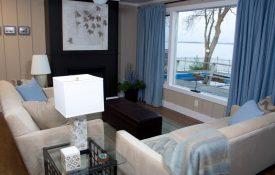 Cape Cod Cozy (living room)