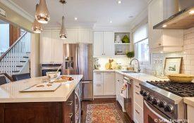 Saddle Crescent (kitchen)